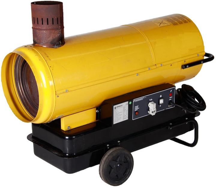 Värmefläkt Diesel