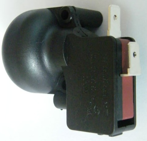 Säkerhetsanordning för elektrisk värmefläkt